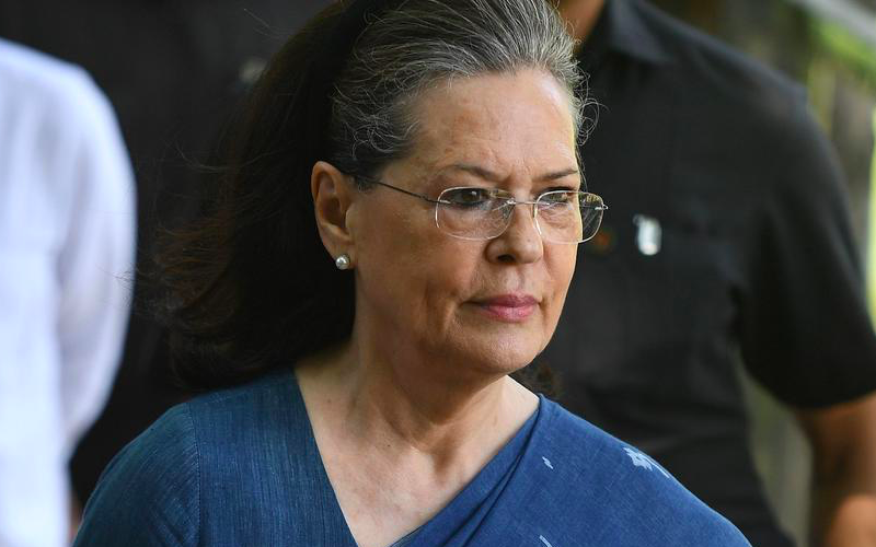 Cong supremo Sonia Gandhi calls Parliamentary strategy group meet on July 14