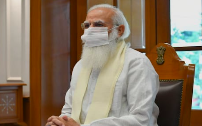 Covid: PM Modi to chair high-level meeting today amid warnings of third wave