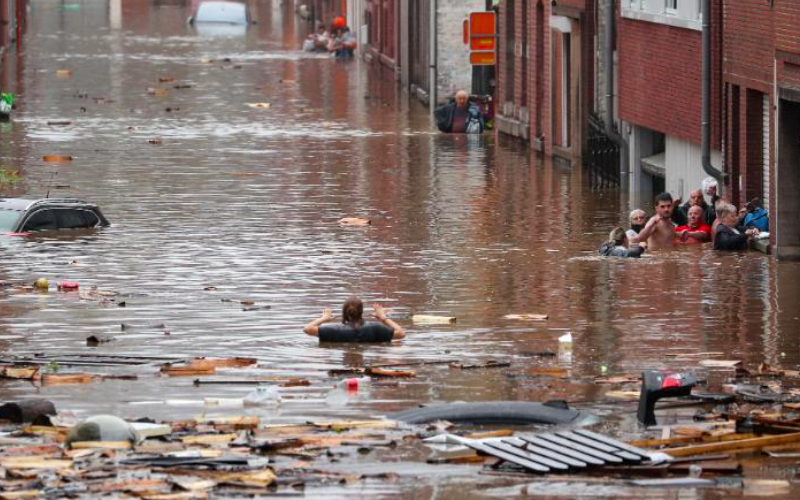 """Devastating flash flood in Germany drowns """"everything in 15 mins"""", kills over 100"""