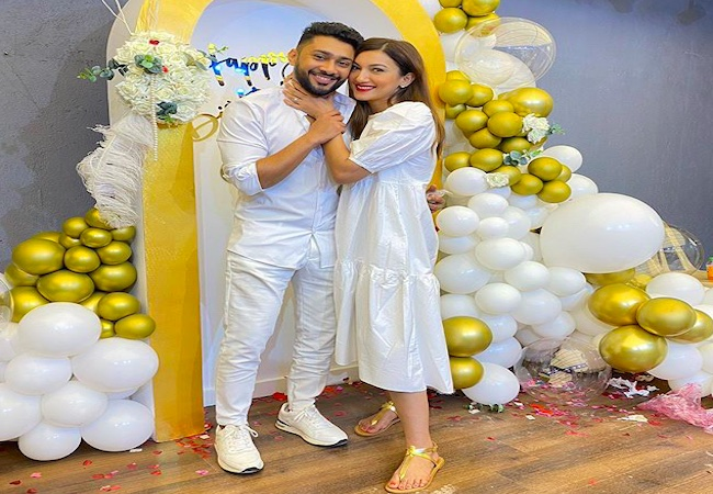 Gauahar tells hubby Zaid Darbar once threatened her to call off wedding, Deets here!