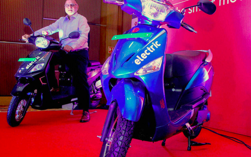 Hero electric announces to invest ₹700 cr by 2025, plans to sell 10 lakh units a year
