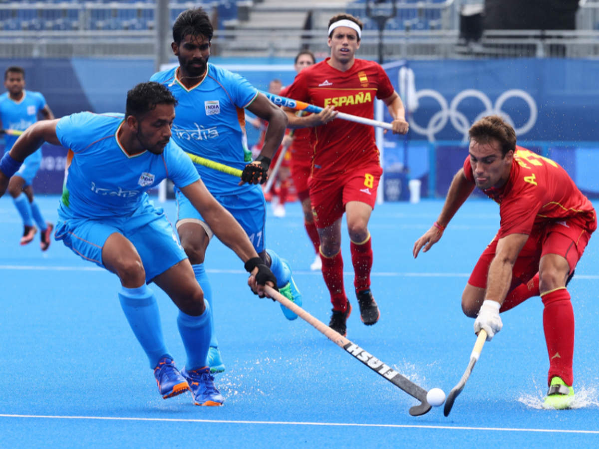 Tokyo Olympics update: India defeat Spain in a Men's Hockey match