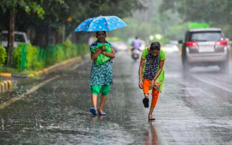 IMD predicts heavy rainfall in these states from July 8