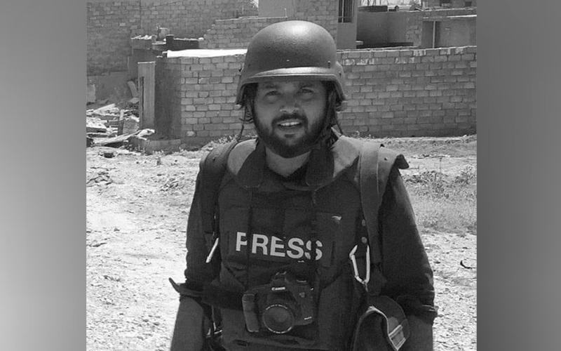Indian photojournalist Danish Siddiqui killed on duty in Afghanistan