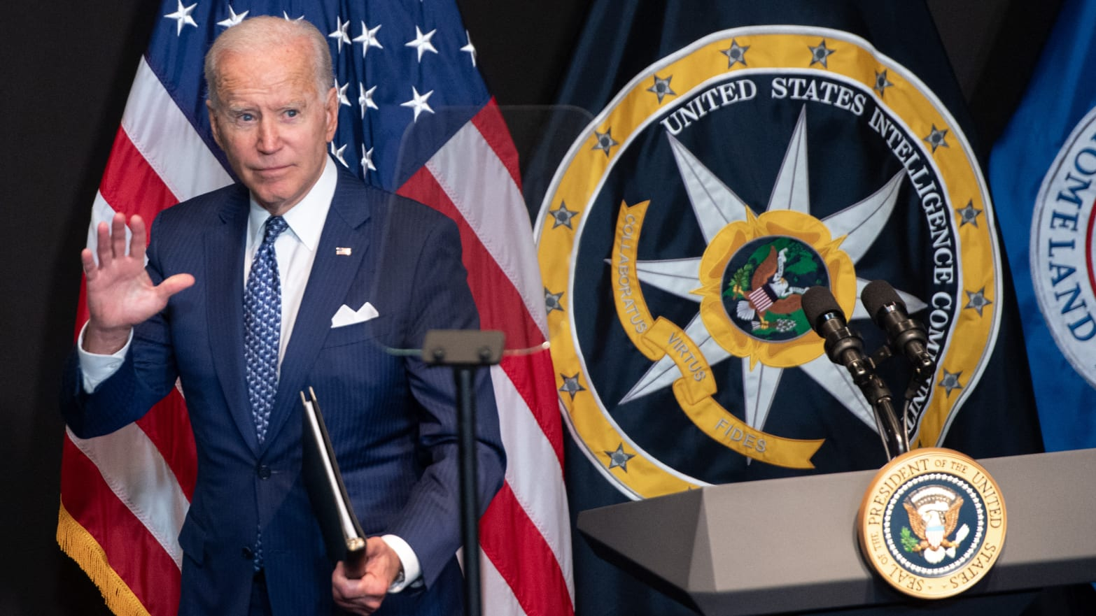 President Joe Biden: Cyber attack could result in 'real shooting war' in US