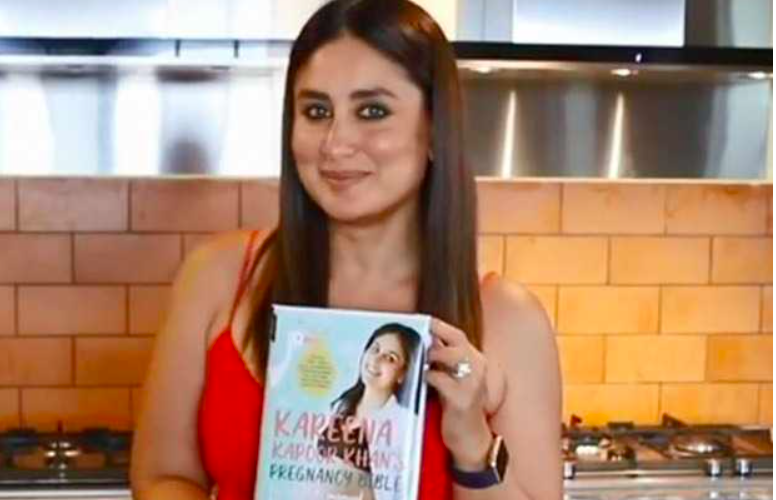 Kareena lands in trouble for hurting religious sentiments over her book title