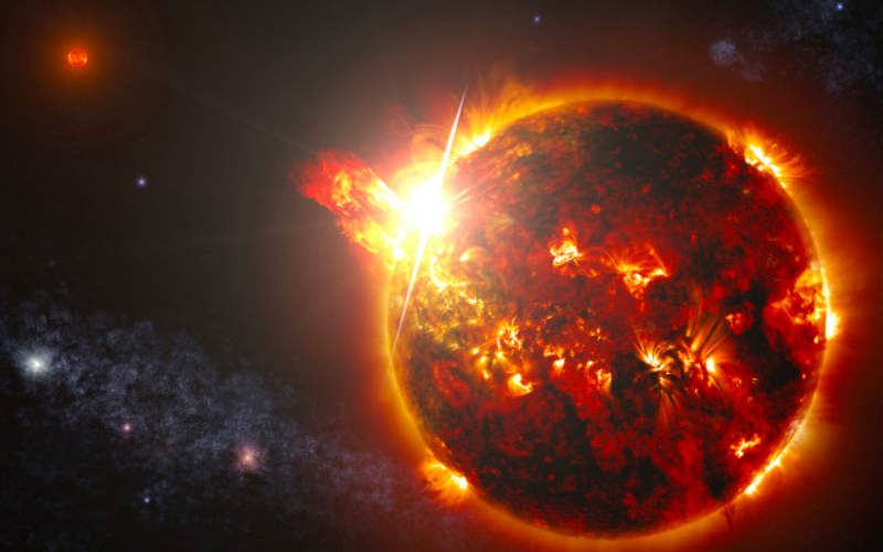 Massive Solar storm may hit Earth today, at 1.6 million kmph speed likely to impact GPS, cellphones