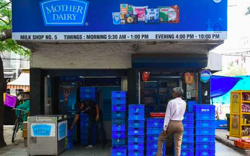 Milk prices go up, after Amul, Mother Dairy hikes rate by ₹ 2 Per Litre