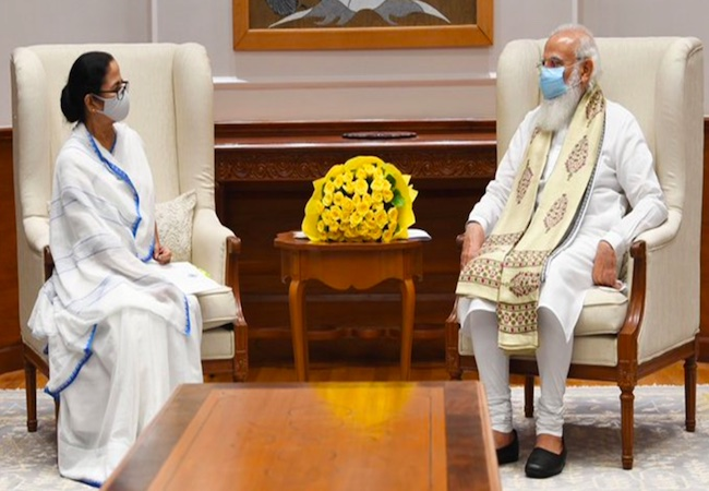 """""""Need top court-monitored probe into Pegasus"""": Mamata after meeting PM"""