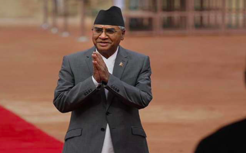 Nepal SC reinstates house, orders appointment of Sher Bahadur Deuba as PM