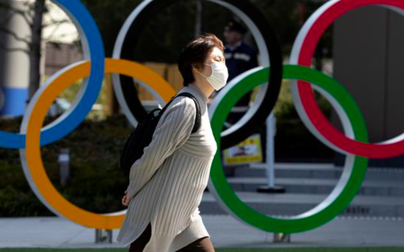 No spectators for Tokyo Olympics venue as Japan declares state of emergency