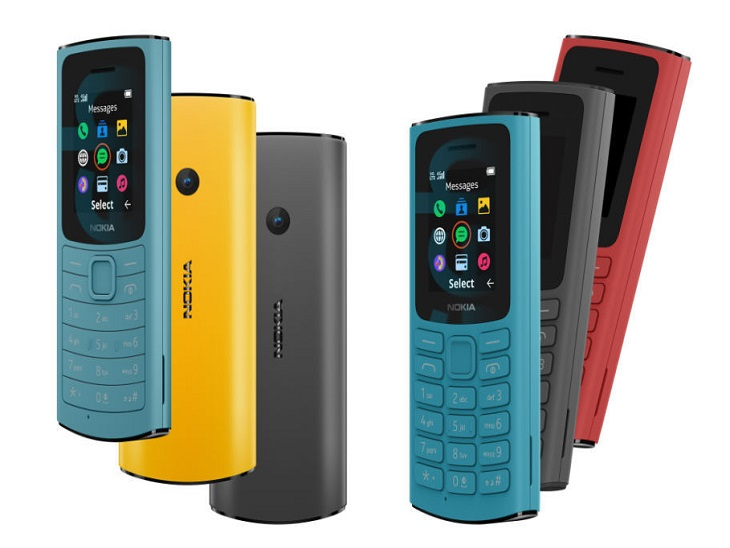With HD calling and long battery life, Nokia 110 4G launched in India