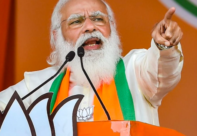 'Opposition not letting Parliament run, expose them': PM Modi tells BJP MPs