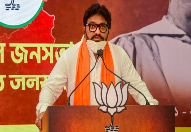 Ousted from new Modi cabinet BJP's Babul Supriyo quits Politics