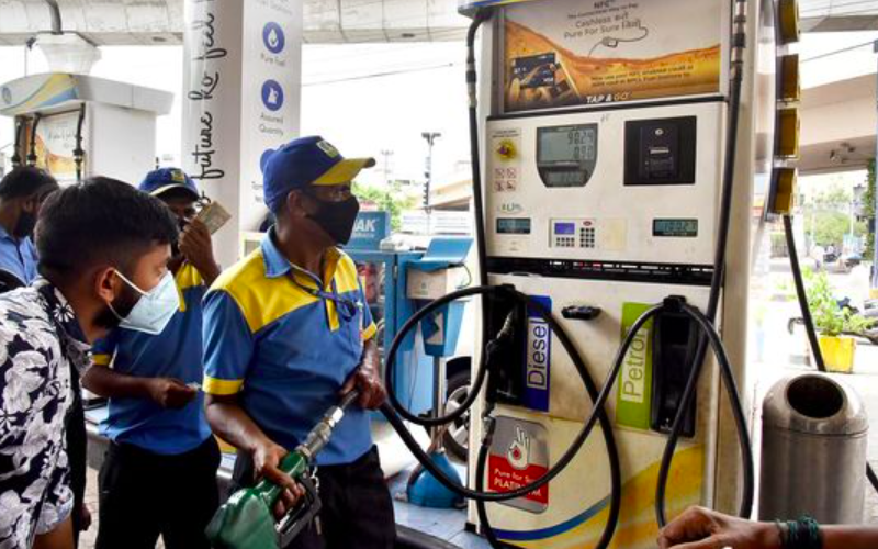 Petrol, diesel prices hiked for 2nd consecutive day after hitting ₹100 mark
