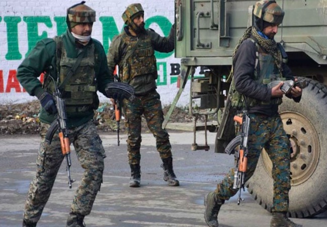 Pulwama attack key plotter, relative of Jaish Chief killed in encounter