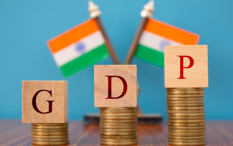 RBI projects India's GDP growth rate at 10.5% for FY22