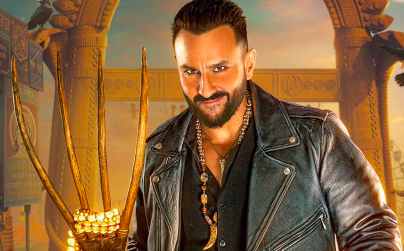 Saif Ali Khan's rocks the look as ghostbuster Vibhooti in 'Bhoot Police', see pic