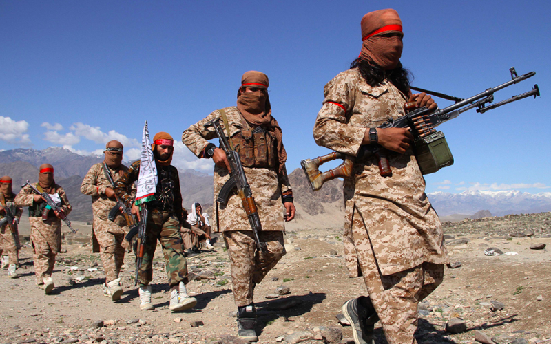Taliban claims it now controls 85% of Afghanistan's key border crossing with Iran