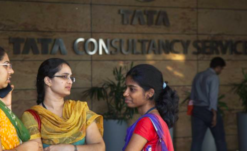TCS plans to hire 40,000 freshers from campuses in FY22