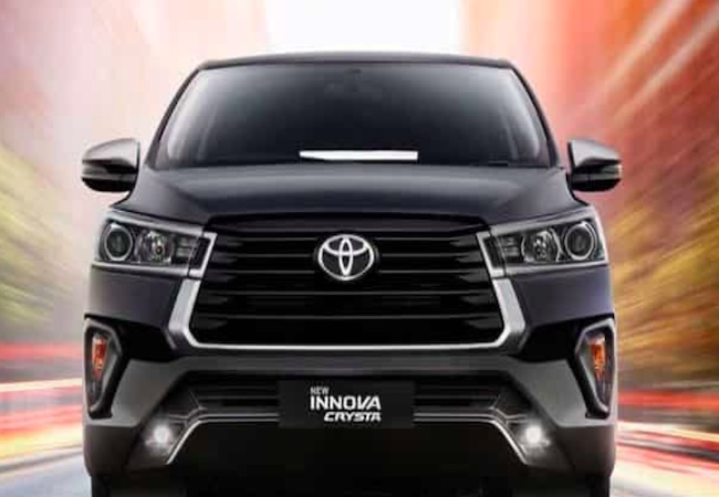 Toyota to increase price of Innova Crysta from August 1, Know all about it