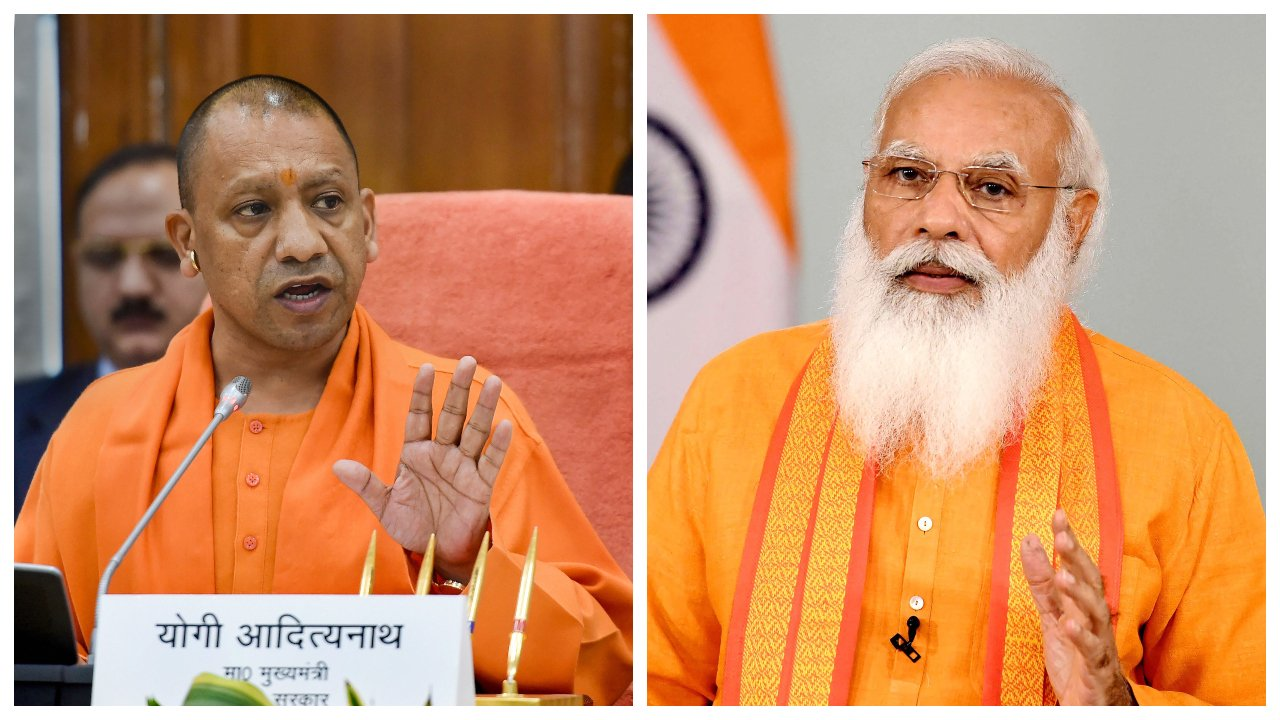 Along with Modi, ahead of Yogi Morcha, BJP to launch mega campaign for UP elections