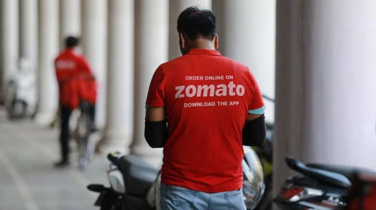 Zomato: India's food delivery company sees great stock market opening