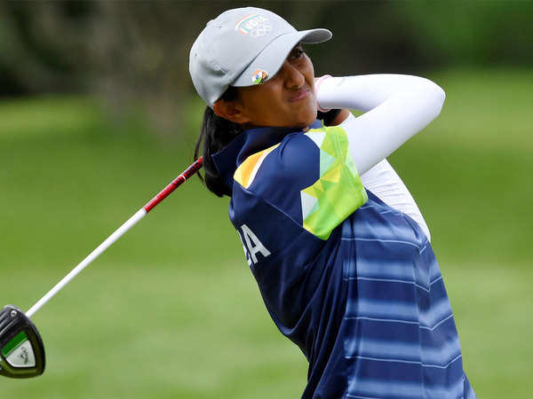 Tokyo Olympics: Indian golfer Aditi Ashok missed out on a medal after stunning performance