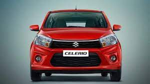Photos of the new Maruti Suzuki Celerio leaked ahead of launch, see how it looks