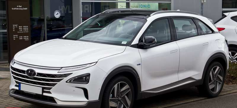 Hyundai Motor overtakes Toyota in first place in hydrogen car sales