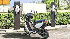 Higher fuel prices, subsidies push EV sales to record high in July
