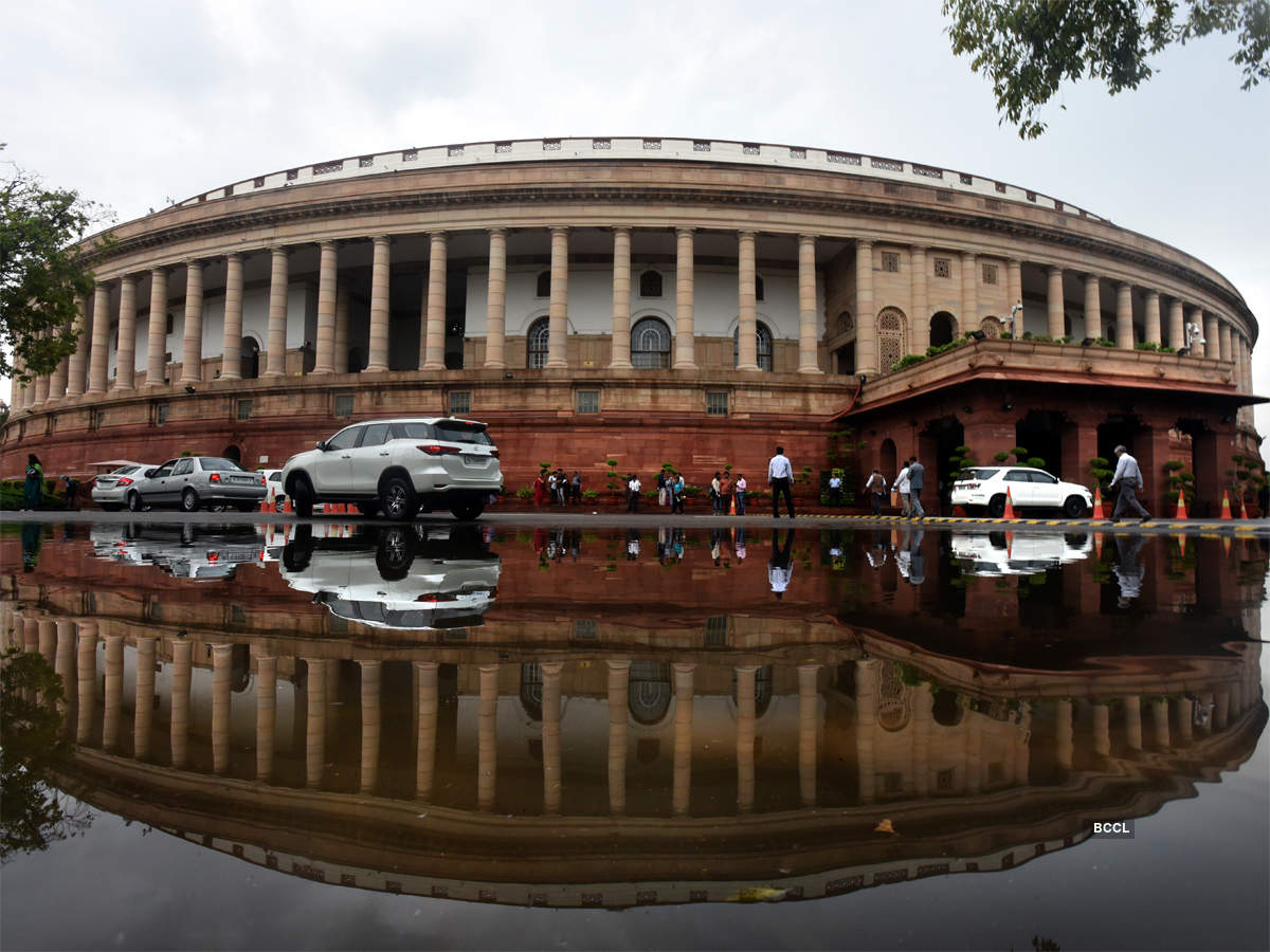 Parliament just worked for 18 hours in this monsoon session