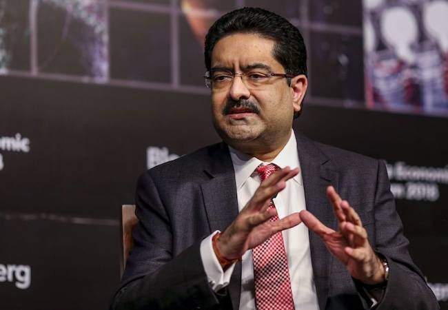 Vodafone Idea stakeholder KM Birla offers to sell shares to govt