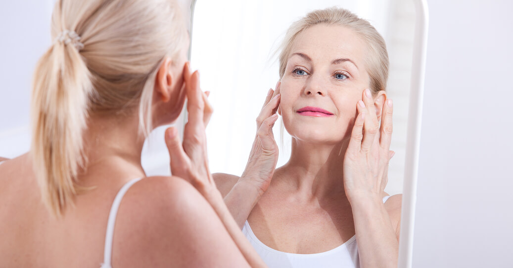 Take care of your skin at 40, try these home made herbal packs