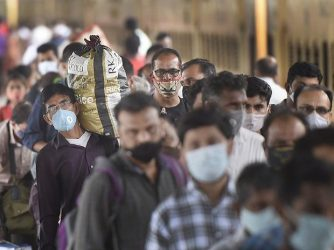 India sees 34,403 new COVID-19 cases, 22,182 cases reported from Kerala