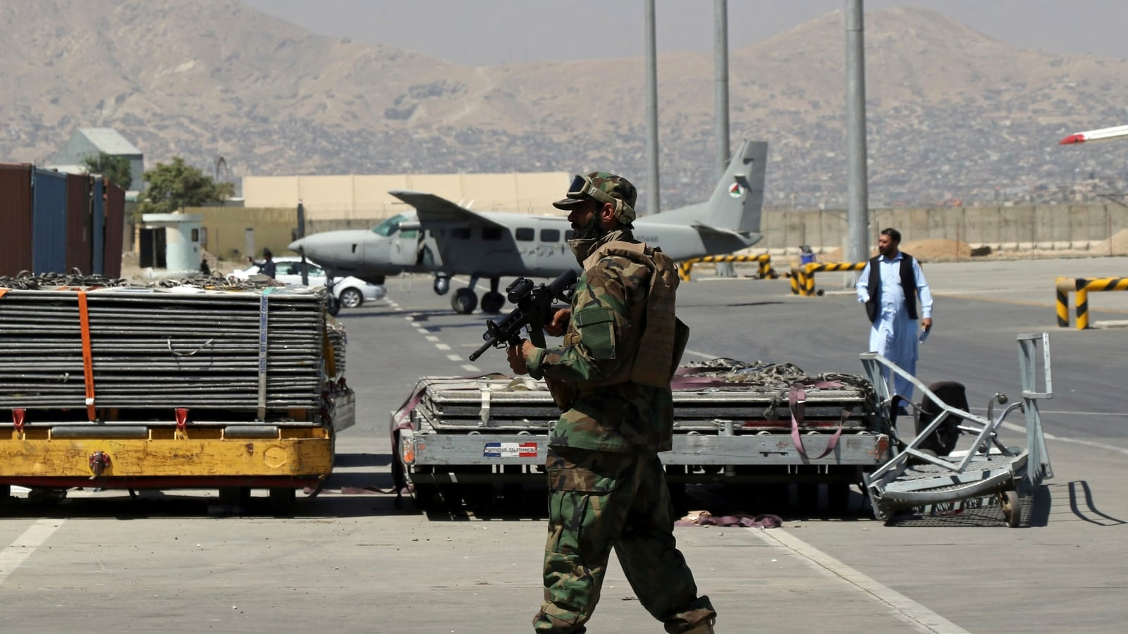"""US says Taliban was """"Businesslike, Professional"""" in first evacuation from Afghanistan"""