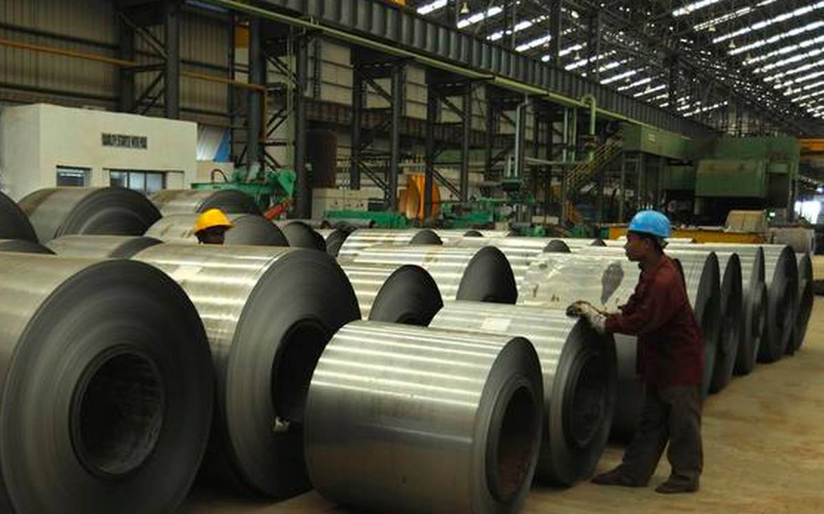 Tata Steel introduces electric vehicles to transport finished steel in Jamshedpur