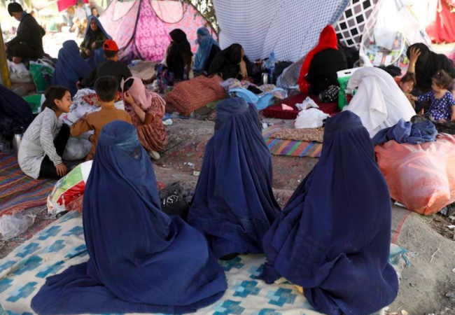 After snatching their rights, Taliban say women will get 'potent, effective administration'