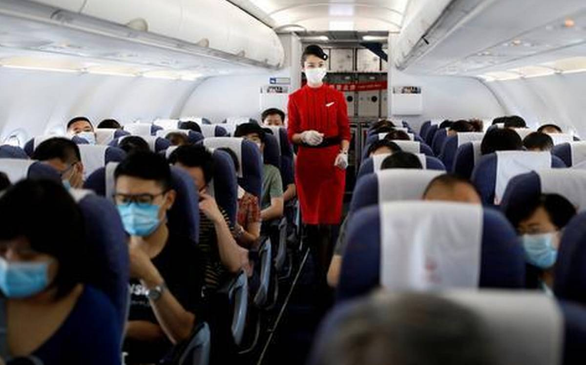 America's new Covid-19 rules for international air travel