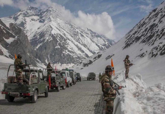 Chinese troop enter U'khand on horses amid ongoing face-off in Ladakh: Sources