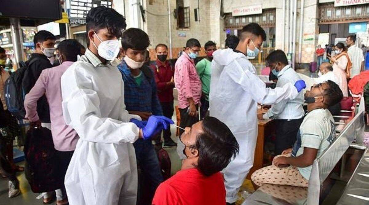 India reports 26,964 new COVID-19 cases, daily deaths rise to 383