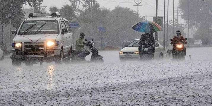 IMD forecasts predicts heavy rainfall and squally weather in these states for next 5 days.