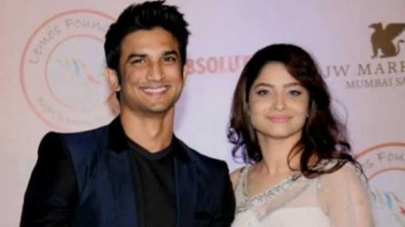 It was very weird: Ankita recalls first meeting with Sushant