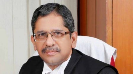 """""""Great Courage"""": Chief Justice NV Ramana on judgment disqualifying Indira Gandhi"""