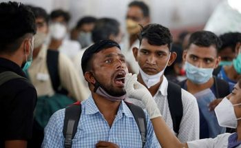 India reports 14,313 COVID-19 cases in 24 hours, lowest since March 2021