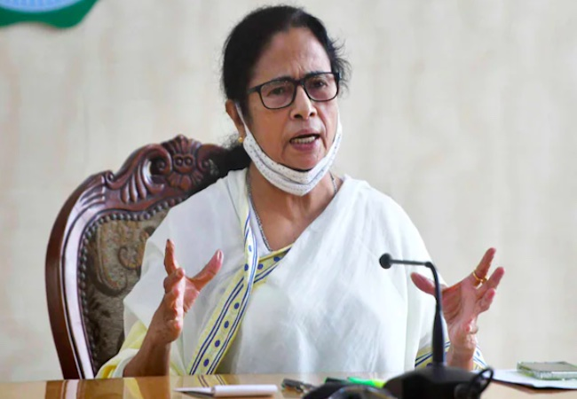 'Jealous': Mamata takes harsh jibe at Centre's 'NO' to her Rome meeting