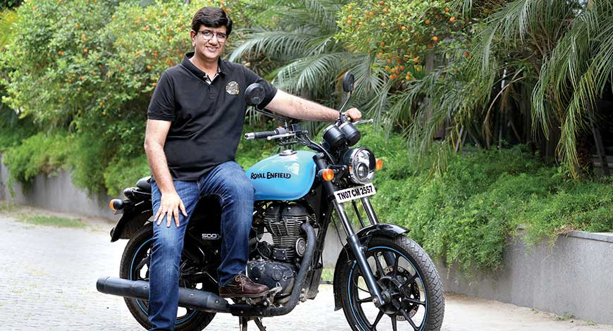 Royal Enfield likely to have fresh exits after CEO leaves