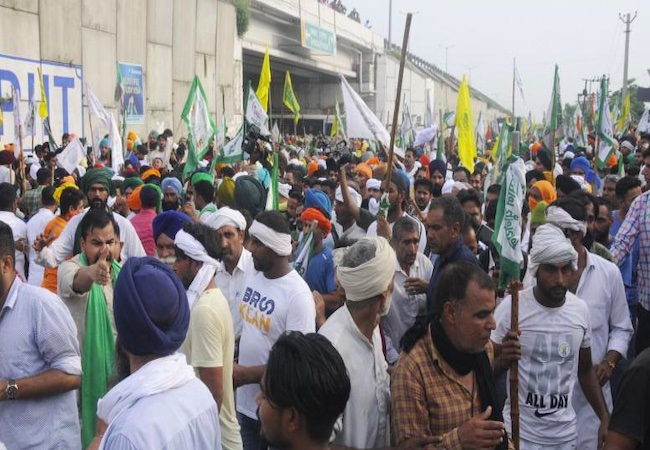 NHRC issues notice to 4 states, police chiefs over 'adverse impact' of farmers' protests