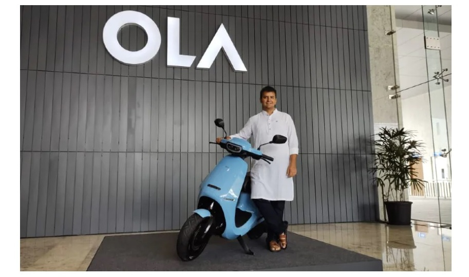 Ola e-scooter sales crosses ₹ 1,100 Crore in just two days, Check next sale date