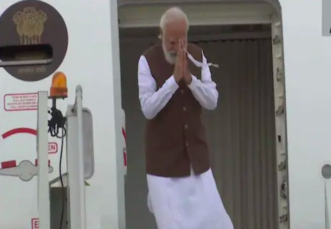 PM Modi's flight will use Pakistan's airspace to avoid Afghanistan